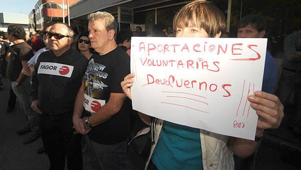 Sentencias contra Banco Sabadell y Banco Santander por las AFS FAGOR en Bergara, Gipuzkoa.