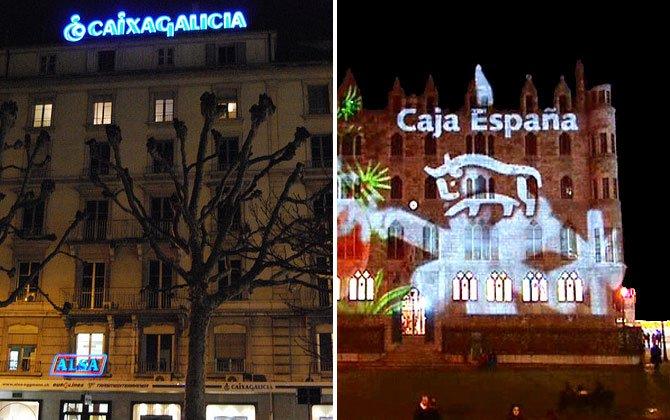 Sentencias ganadas contra Caja España y Caixa Galicia
