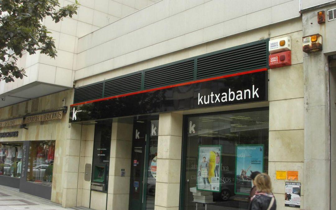 Nueva sentencia que condena a Kutxabank