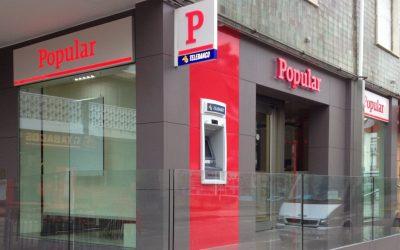 Un empleado de banca recupera 5.000 € de acciones de Banco Popular