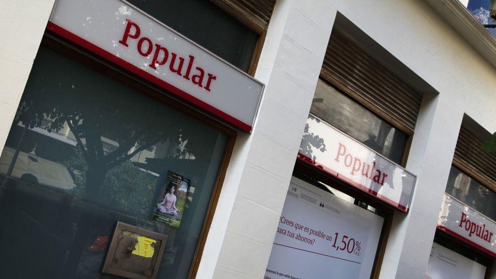 Una vecina de Mieres recupera 3.168,75 € de acciones Banco Popular