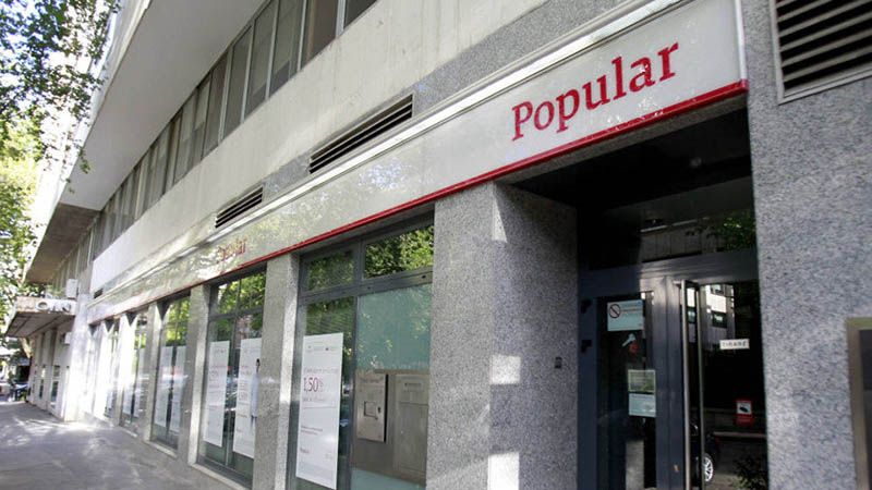 La Audiencia Provincial de Oviedo impide a los asturianos reclamar las acciones de Banco Popular